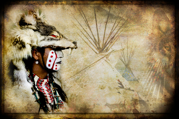 Wolf Dancer and the Past